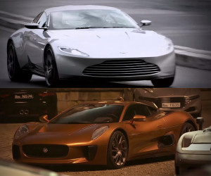 James Bond: Aston Martin vs. Jaguar