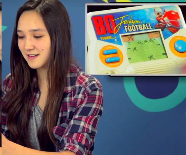 Teens React: '90s Handheld Games
