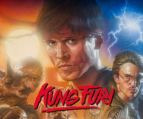 Kung Fury (Full Movie)