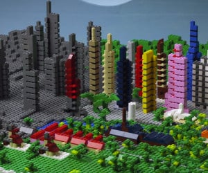 LEGO_Adventure in the City