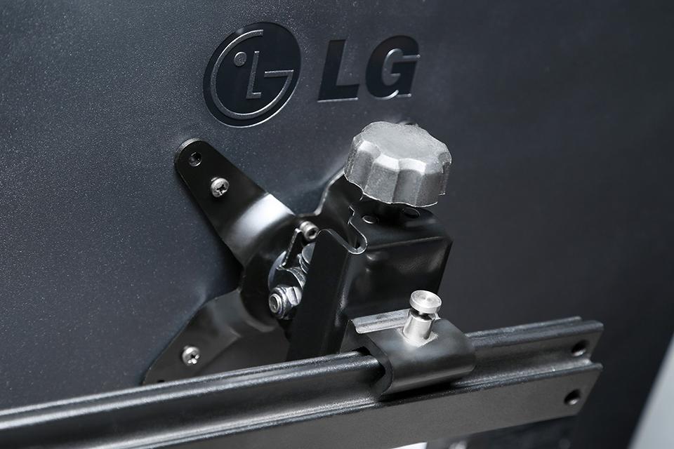 LG x Ergotech Battlestation