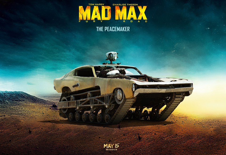 Mad Max Ripsaw Peacemaker