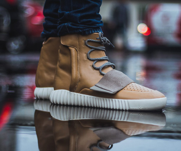 Maggi Yeezy Boost Tan Custom