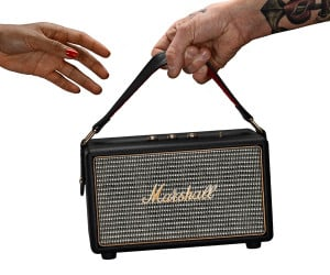 Marshall Kilburn Speakers