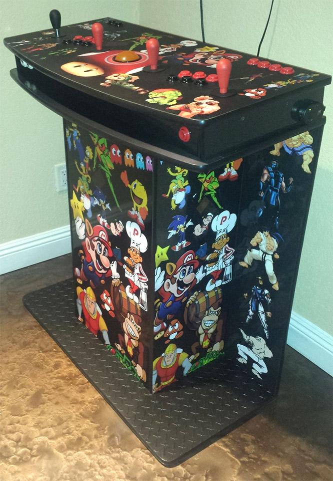 MaxCade Arcade Pedestal