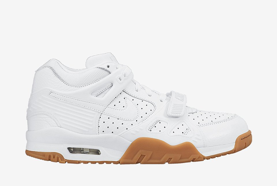 Nike Air Trainer 3 White/Gum