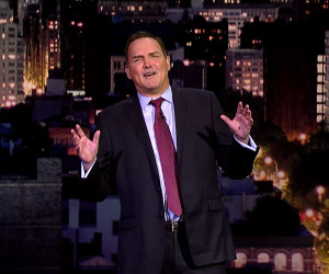 Norm Macdonald on Letterman
