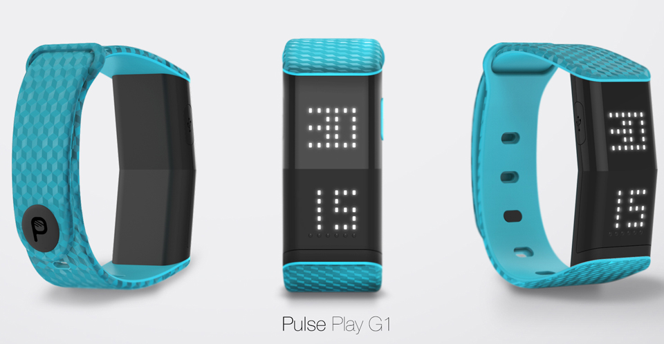 Pulse Play Racket Sport Tracker