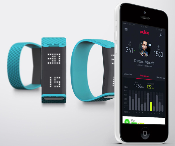 Pulse Play Racket Sport Tracker
