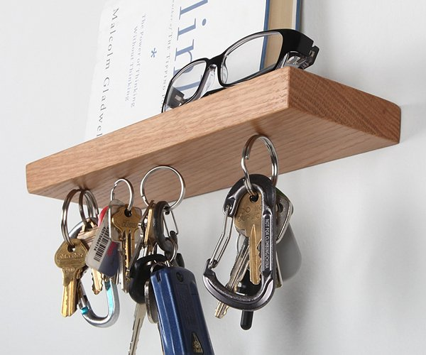 Rackless Key Rack