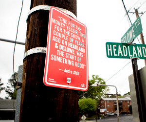 Rap Quotes Street Signs 4