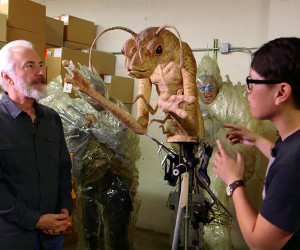 Rick Baker's Men in Black Creatures