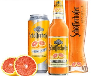 Schöfferhofer Grapefruit Beer
