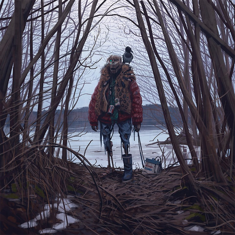 Simon Stålenhag: Tales from the Loop