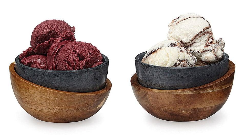 Soapstone Ice Cream Bowls