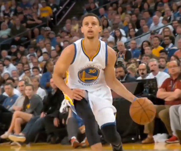 Steph Curry: Sink a Three