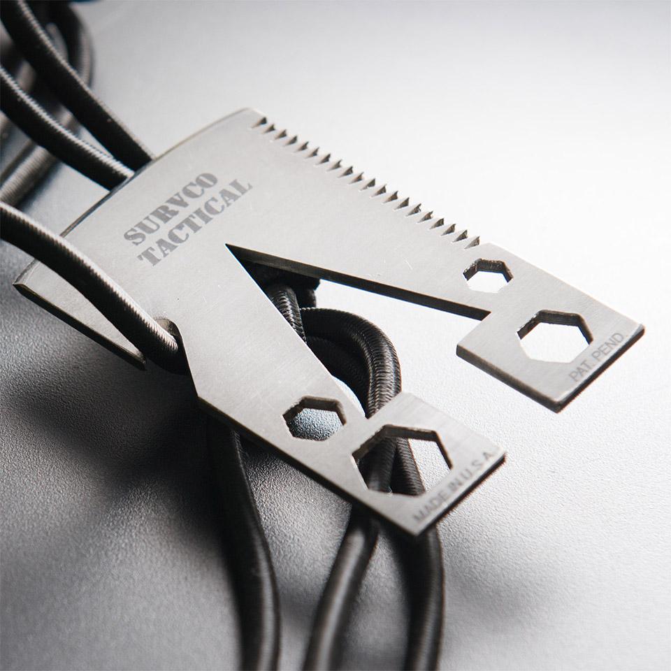 Tactical Credit Card Axe