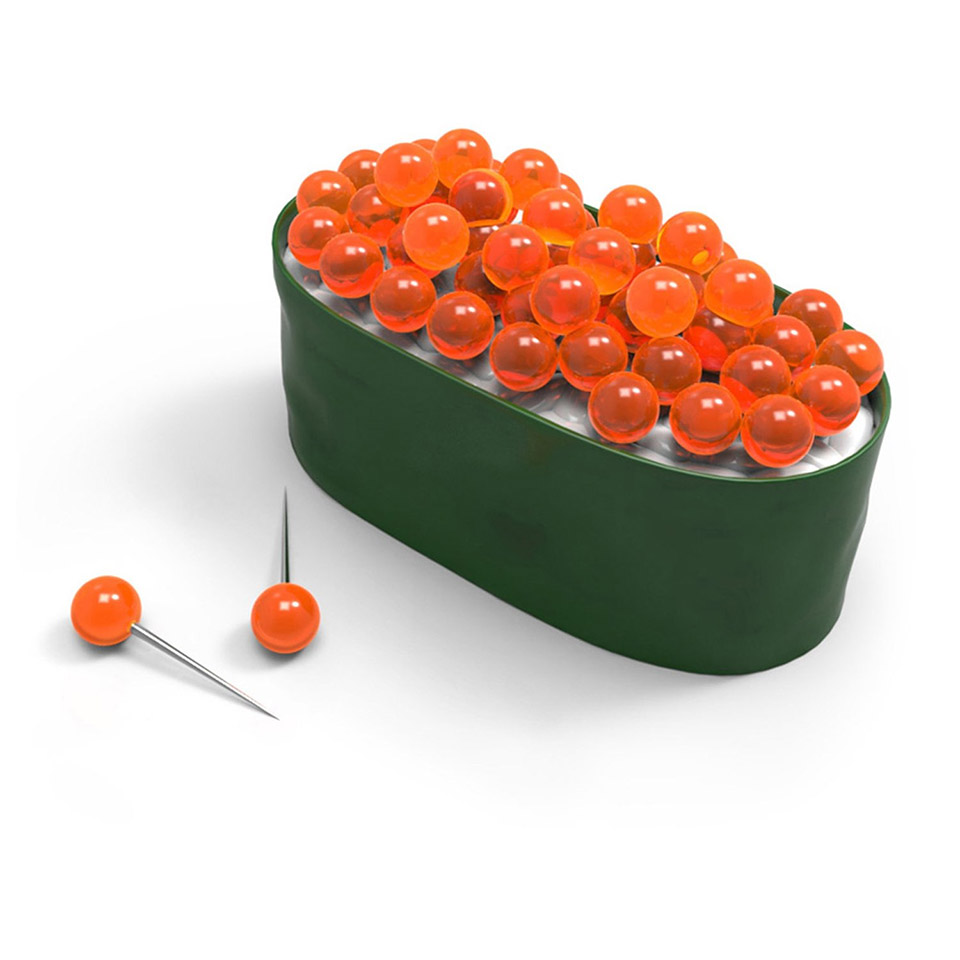 Sushi Pushpins