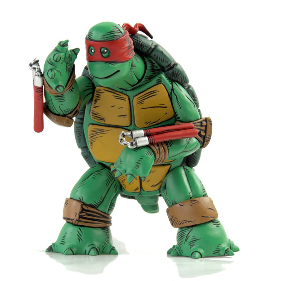 TMNT The First Turtle Action Figure