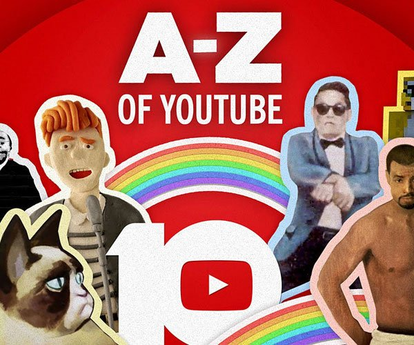 The A-Z of YouTube
