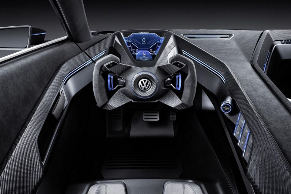 Volkswagen GTE Sport Concept