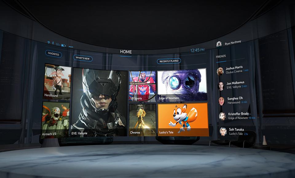 2016 Oculus Rift