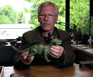 A Critique of Dinosaur Toys