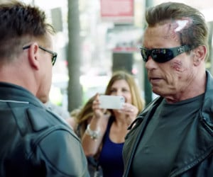 Schwarzenegger Pranks Hollywood