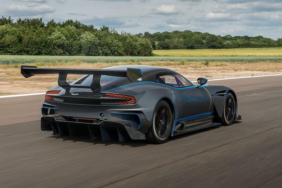 Aston Martin Vulcan at Goodwood