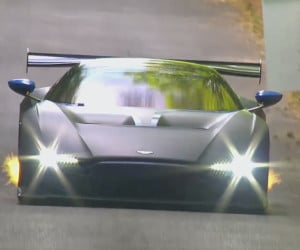 Aston Martin Vulcan at Goodwood