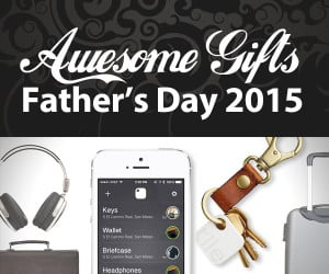 Awesome Father's Day Gift Guide