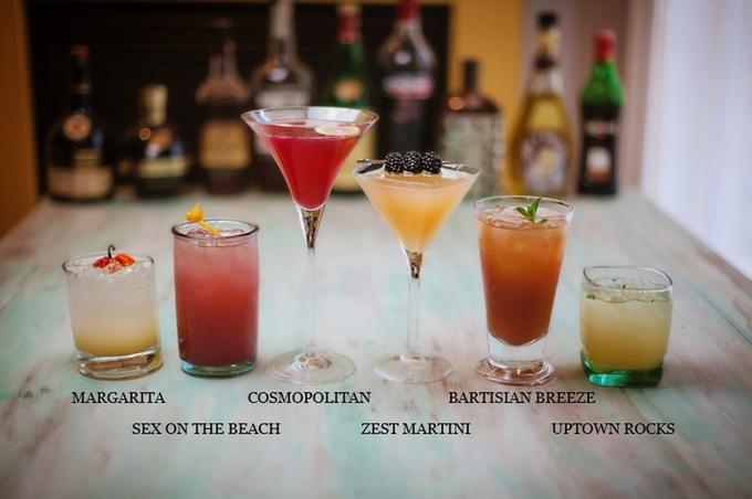 Bartesian Cocktail Mixer