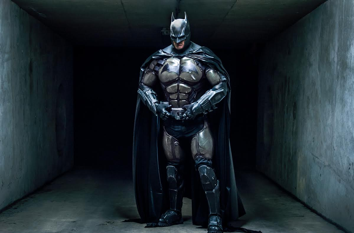 Batman Arkham Origins Cosplay