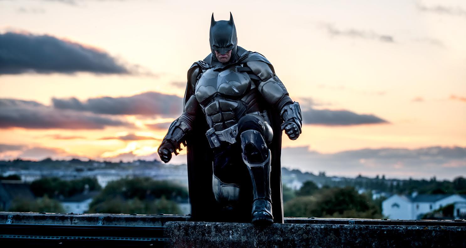 Batman Arkham Origins Cosplay