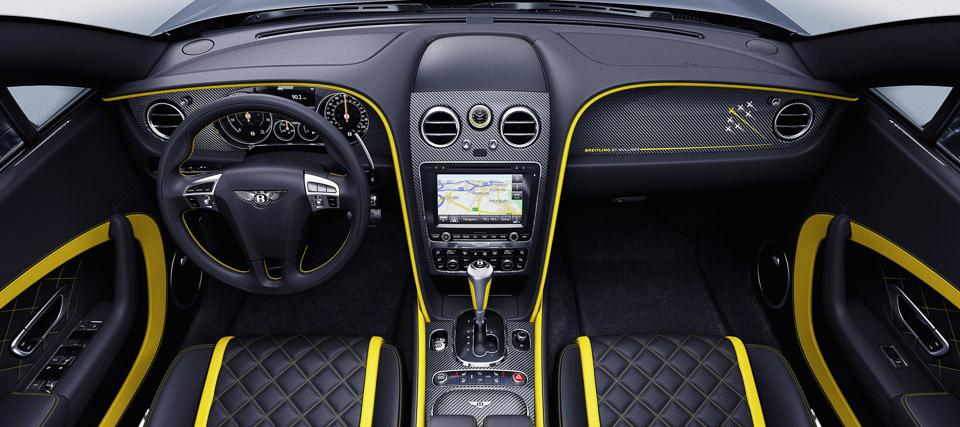 Bentley Continental GT Speed Breitling
