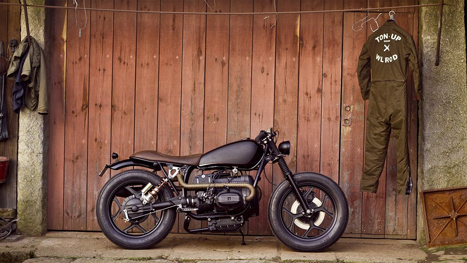 Ton-Up BMW R80 Indira
