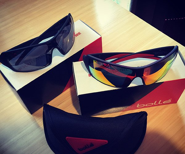 Bollé Diamondback Sport Sunglasses