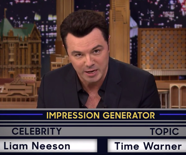 Wheel of Impressions: Seth MacFarlane