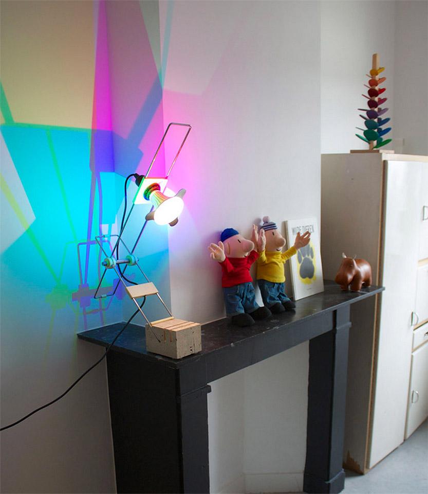 CMYK LED Bulb