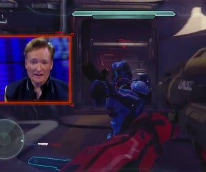 Conan Plays Halo 5: Guardians