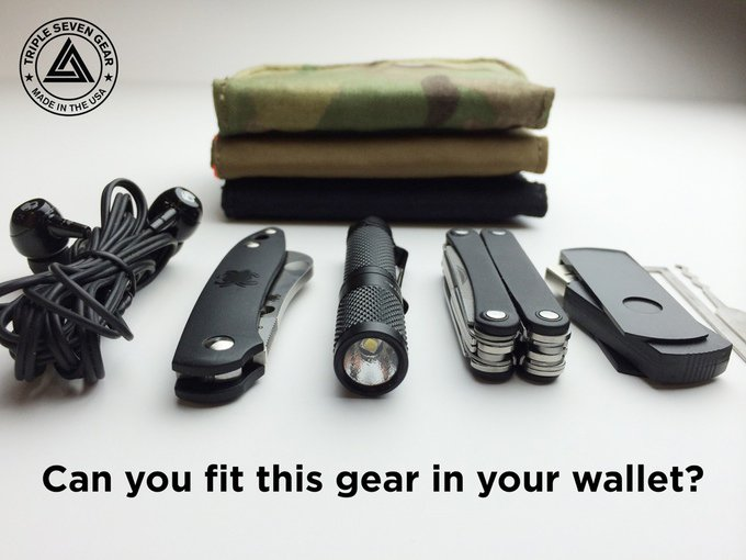 Core Nano Adventure Wallet
