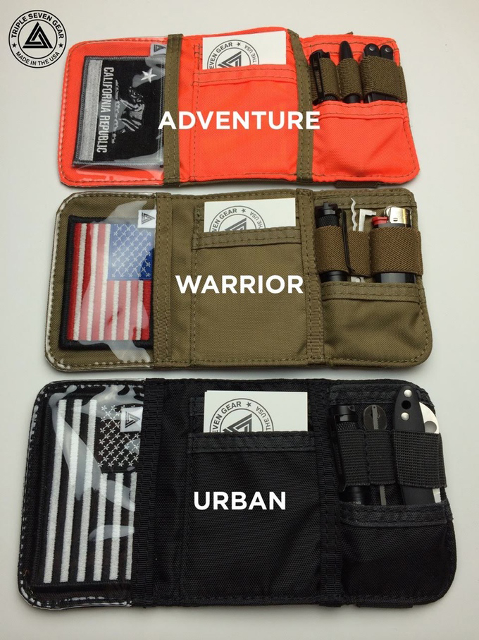 Core Nano Adventure Wallet