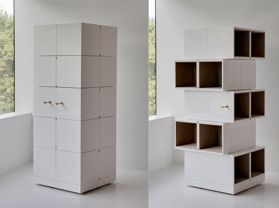 The Cubrick Cabinet