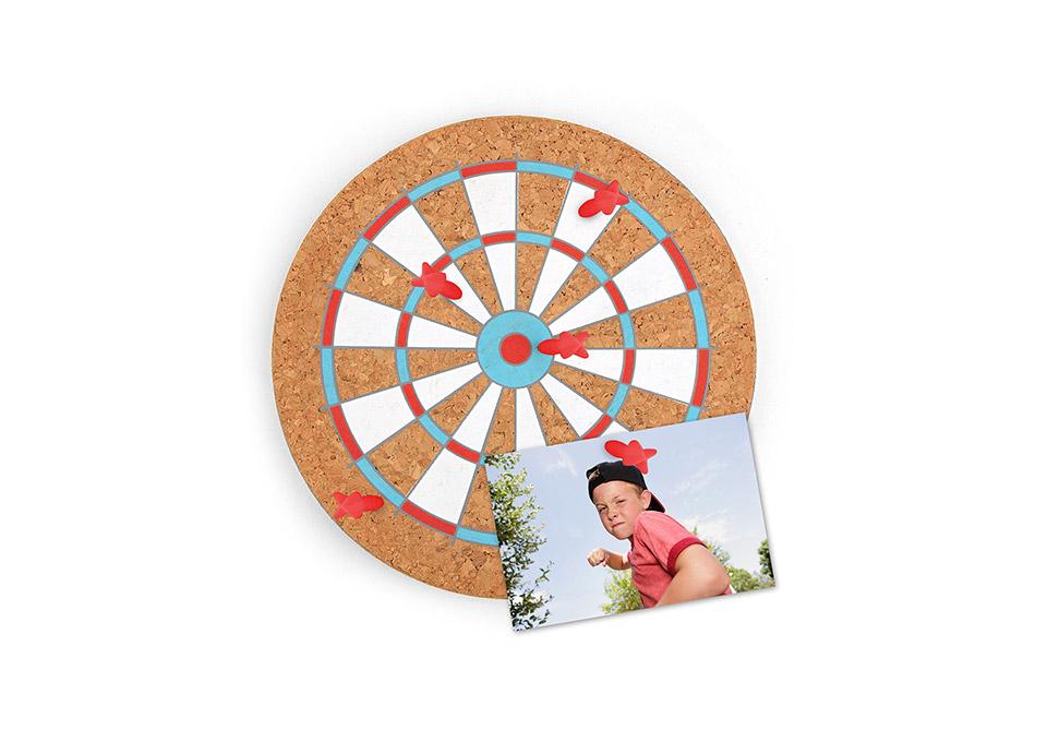 Darts Memo Board