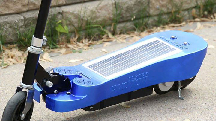 Daymak Photon Scooter