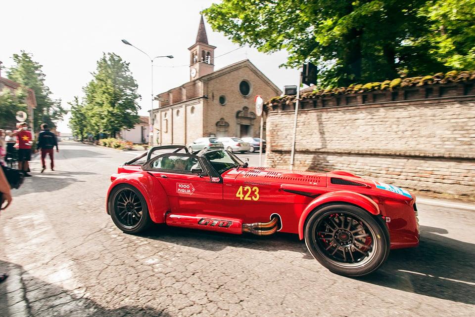 Donkervoort D8 GTO 1000 Miglia