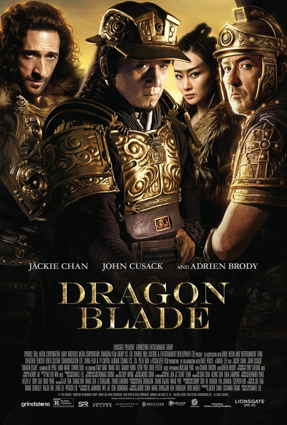 Dragon Blade (Trailer)