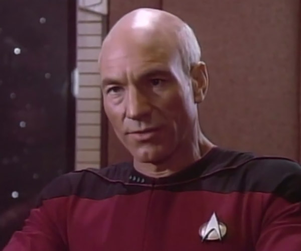 Eclectic Method: Jean-Luc Picard