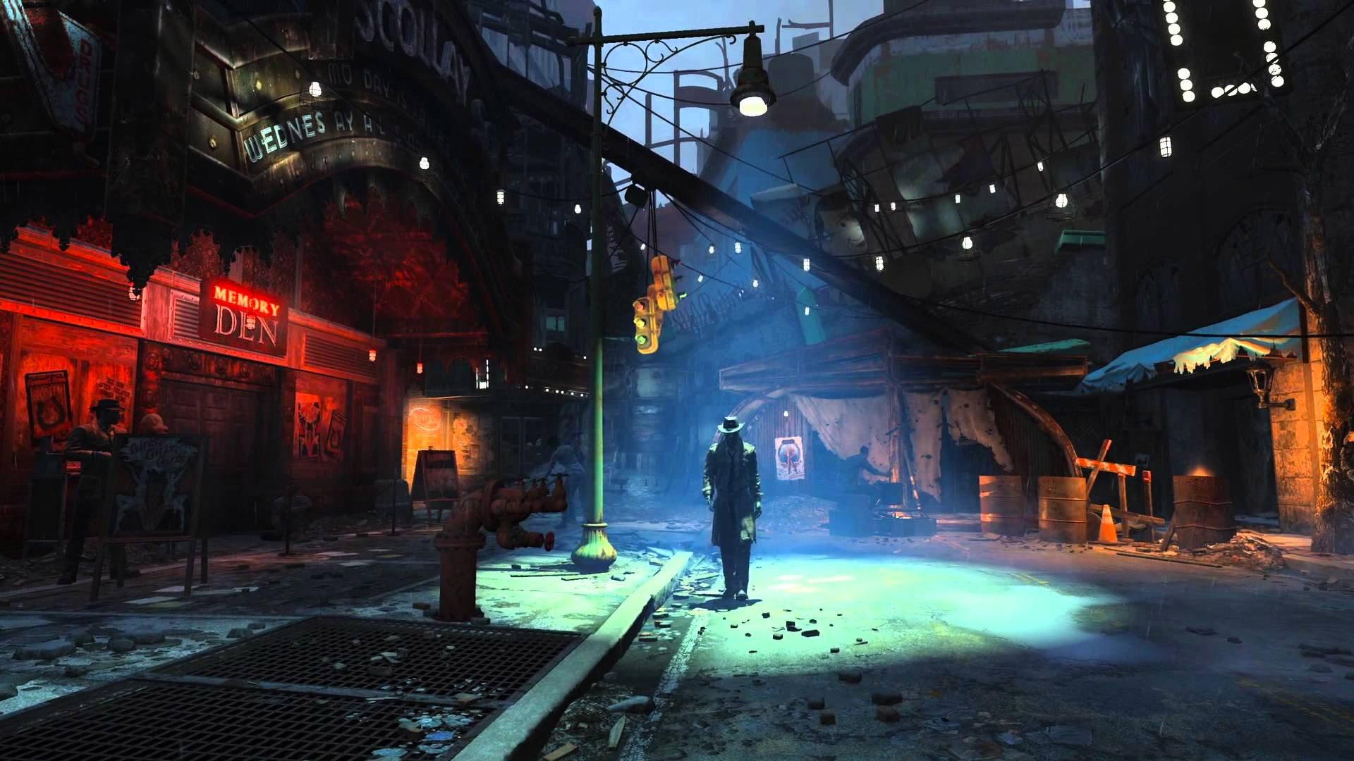 Fallout 4 (Trailer)