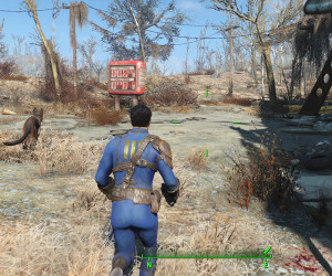 Fallout 4 (Gameplay)
